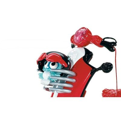 Cкутер Гулии (Ghoulia Yelps Scooter) (фото, вид 1)