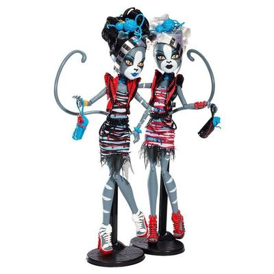 Мяулоди и Пурсефона - Зомби танец (Meowlody and Purrsephone - Zombie Shake) (фото, вид 1)