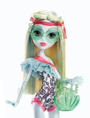 Лагуна Блю - Монстры в купальниках (Lagoona blue: Swim dolls) (фото, вид 1)