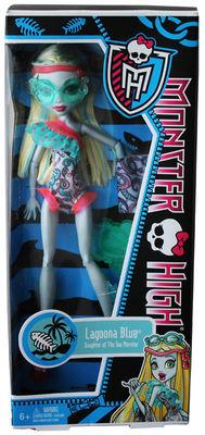 Лагуна Блю - Монстры в купальниках (Lagoona blue: Swim dolls) (фото, вид 2)