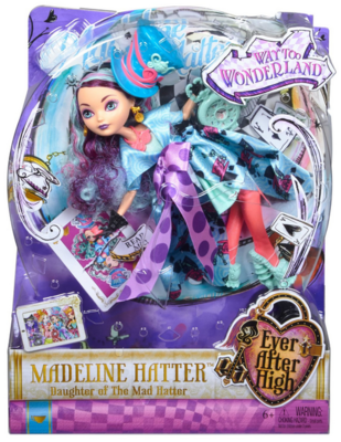 Мэделин Хэттер - Путешествие в Страну Чудес (Madeline Hatter - Way too Wonderland) (фото, вид 2)