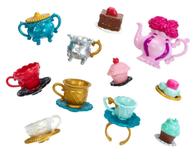 Мэделин Хэттер - набор Чайная вечеринка (Madeline Hatter - Hat Tastic Party) (фото, вид 1)