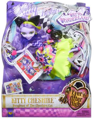 Китти Чешир - Путешествие в Страну Чудес (Kitty Cheshire - Way too Wonderland) (фото, вид 1)