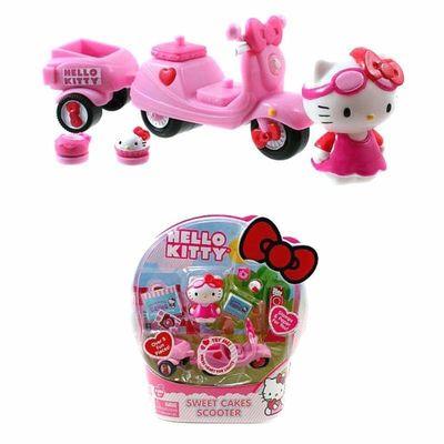 Хелло Китти и мопед (Hello Kitty - Sweet Cakes Scooter) (фото, вид 1)