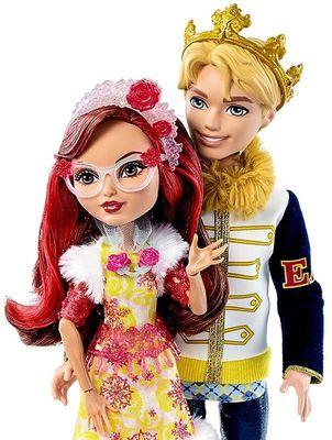 Даринг Чарминг и Розабелла Бьюти (Daring Charming and Rosabella Beauty Dolls) (фото, вид 1)
