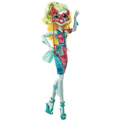 Лагуна Блю - Добро пожаловать в Монстр Хай: Танцы с перепугу (Lagoona Blue - Monster High Welcome to Monster High Dance the Fright Away Doll with DVD) (фото, вид 1)