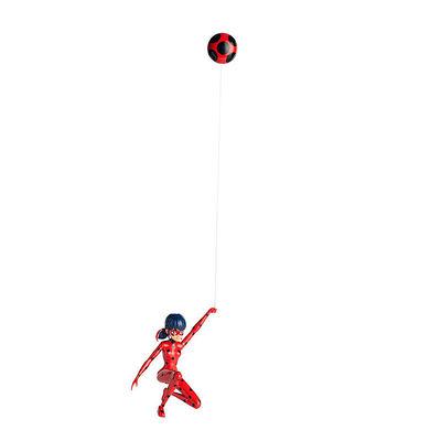 Чудесная Леди Баг - Прыгать и летать (с присоской) (Miraculous Jump and Fly Ladybug) (фото, вид 1)