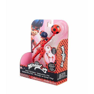 Чудесная Леди Баг - Прыгать и летать (с присоской) (Miraculous Jump and Fly Ladybug) (фото, вид 3)