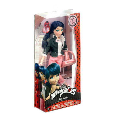 Чудотворная Маринетте (Miraculous Marinette Fashion Doll) (фото, вид 2)