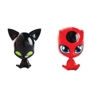 Леди Баг и Кот Нуар - Набор (Ladybug and Cat Noir - Fashion Doll 2-Pack) (фото, вид 1)