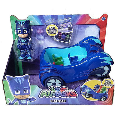 Кэт Бой и автомобиль (PJ Masks Cat Boy Car) (фото, вид 1)