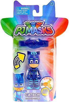 Кэт Бой и браслет (PJ Masks 3 inch Light Up Figure - Catboy) (фото, вид 1)