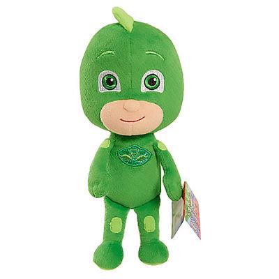 Мягкая игрушка - Гекко (20 см.) (PJ Masks Mini Stuffed Figure Gekko) (фото, вид 1)