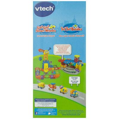 Конструктор - Строительный набор (VTech Go! Go! Smart Wheels- Construction Playset) (фото, вид 3)