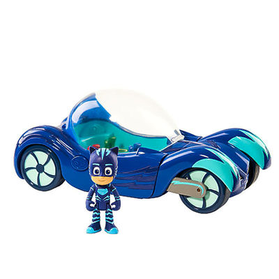 Кэт Бой и автомобиль - Deluxe (PJ Masks Deluxe Cat-Car Vehicle) (фото, вид 1)