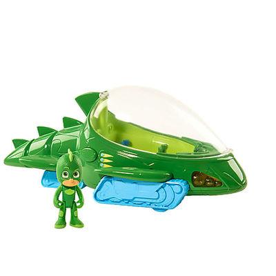 Гекко и автомобиль - Deluxe (PJ Masks Deluxe Gekko Mobile Vehicle) (фото, вид 1)