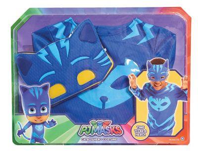 Кэт Бой - маскарадный костюм (PJ Masks Cat Boy Costume Set) (фото, вид 3)