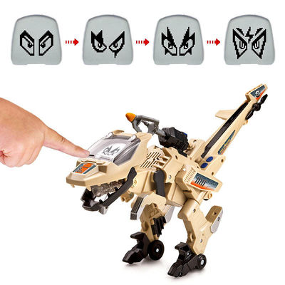 Дино-Трансформер - Велоцираптор (Специальное Издание) (VTech Switch & Go Dinos - Blister The Velociraptor Dinosaur - Special Edition) (фото, вид 4)