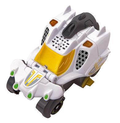 Дино-Трансформер - Трицератопс (VTech Switch & Go Dinos Turbo Dart The Triceratops) (фото, вид 2)