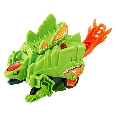 Дино-Трансформер - Стегозавр (VTech Switch & Go Dinos Turbo Spur The Stegosaurus) (фото, вид 1)