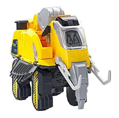 Дино-Трансформер - Шерстистый Мамонт (VTech Switch & Go Dinos Turbo Digger The Woolly Mammoth) (фото, вид 1)