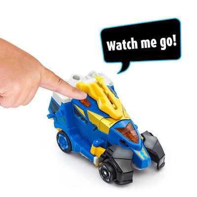 Дино-Трансформер - Круз и Спиннер (VTech Switch & Go Dinos - Bipedal Turbo Dinos 2-pack with Cruz and Spinner) (фото, вид 3)