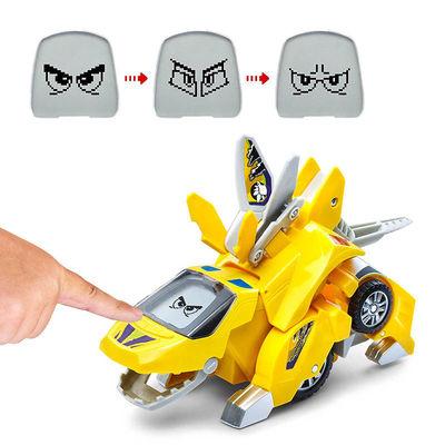 Дино-Трансформер - Т-Дон и Тонн (VTech Switch & Go Dinos - Animated Dinos 2-pack with T-Don and Tonn) (фото, вид 2)