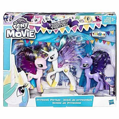 Набор Пони - Фестиваль Дружбы Принцесс (My Little Pony The Movie Friendship Festival Princess) (фото, вид 1)
