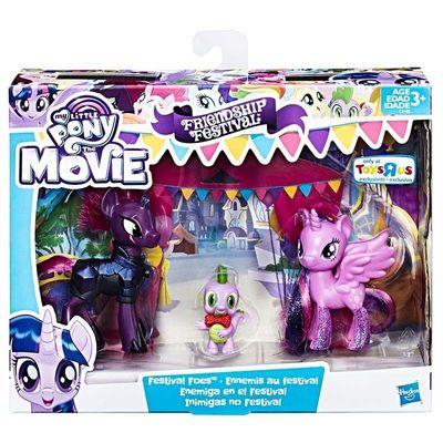Набор Пони - Фестиваль Дружбы Недругов (My Little Pony the Movie Friendship Festival Foes Pack) (фото, вид 1)