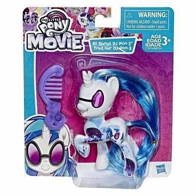 Пони - DJ Pon-3 (My Little Pony The Movie All About DJ Pon-3) (фото, вид 1)