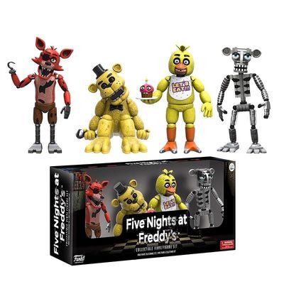 Набор Пять ночей у Фредди - 1 часть (Funko Five Nights at Freddy's 4 Figure Pack 1-Set) (фото, вид 1)