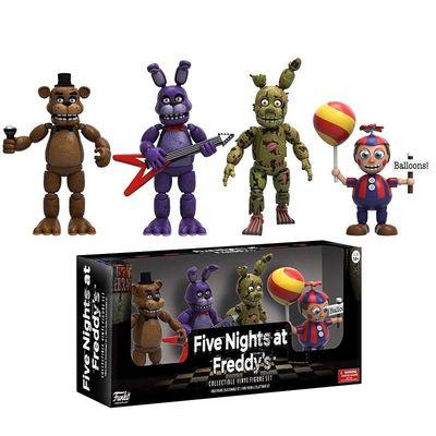 Набор Пять ночей у Фредди - 2 часть (Funko Five Nights at Freddy's 4 Figure Pack 2-Set) (фото, вид 1)