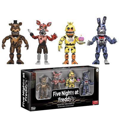 Набор Пять ночей у Фредди - ночной кошмар (Funko Five Nights at Freddy's - Nightmare Edition Vinyl Figure) (фото, вид 1)