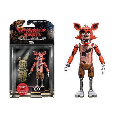 Фокси (Funko Five Nights at Freddy's Articulated Foxy) (фото, вид 1)