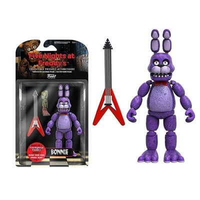 Бонни (Five Nights at Freddy's Articulated Bonnie) (фото, вид 1)