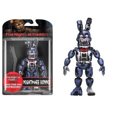 Бонни Кошмарный (Funko Articulated Five Nights at Freddy's - Nightmare Bonnie) (фото, вид 1)
