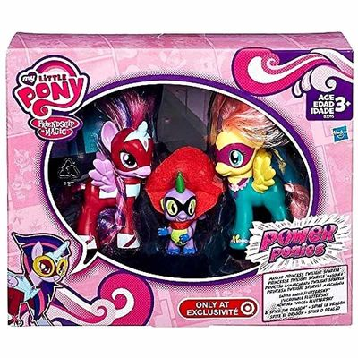 Набор Пони - Волшебная сила дружбы (My Little Pony Power Ponies) (фото, вид 1)