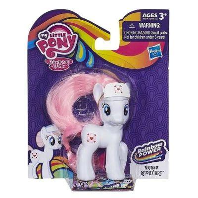 Пони медсестра Редхарт Красное сердце (My Little Pony Friends Nurse Redheart) (фото, вид 1)