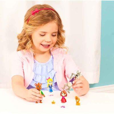Мишка и Красная Шапочка - Голди и Мишка (Disney Junior Goldie & Bear Character Duet Set - Bear and Little Red) (фото, вид 2)