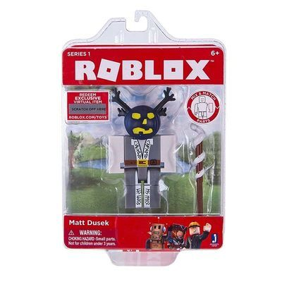 Мэтт Дусек Роблокс (Roblox Series 1 Action Figure - Matt Dusek) (фото, вид 1)