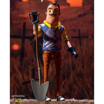 Игрушка Привет Сосед Фигурка - Сосед с лопатой (McFarlane Toys Hello Neighbor The Neighbor Action Figure) (фото, вид 1)
