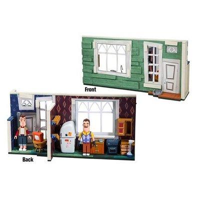 Конструктор Привет Сосед - дом соседа (McFarlane Toys Hello Neighbor The Neighbor's House Large Construction Set) (фото, вид 1)