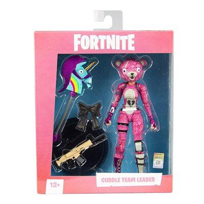 "Лидер Команды - ""Обнимашка"" премиум Фортнайт (McFarlane Toys Fortnite Cuddle Team Leader Premium Action Figure) (фото, вид 1)"