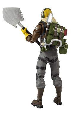 Раптор - премиум Фортнайт (McFarlane Toys 10603-9 Fortnite Raptor Premium Action Figure) (фото, вид 1)