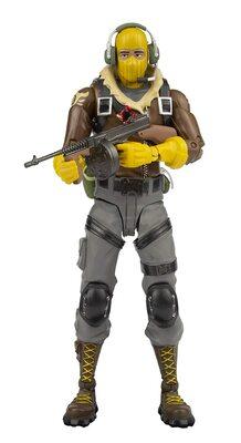 Раптор - премиум Фортнайт (McFarlane Toys 10603-9 Fortnite Raptor Premium Action Figure) (фото, вид 2)
