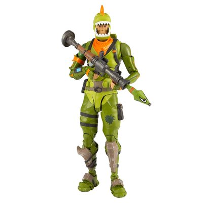 Рекс - премиум Фортнайт (McFarlane Toys 10605-3 Fortnite Rex Premium Action Figure) (фото, вид 1)