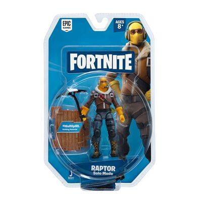 Фигурка Фортнайт - Раптор (Fortnite Solo Mode Core Figure Pack, Raptor) (фото, вид 1)