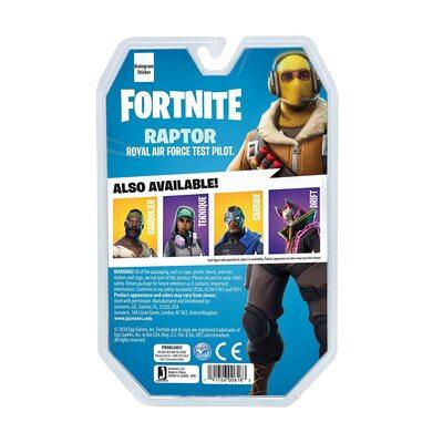 Фигурка Фортнайт - Раптор (Fortnite Solo Mode Core Figure Pack, Raptor) (фото, вид 2)
