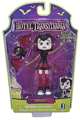 Фигурка Мейвис - летучая мышь (Hotel Transylvania The Series Bats Out Mavis Action Figure) (фото, вид 1)