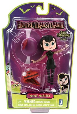 Фигурка Мейвис - Таинственная (Hotel Transylvania The Series Mavis' Mystery Action Figure) (фото, вид 1)